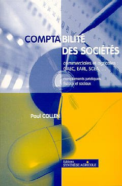 Couverture de l'ouvrage Comptabilité des sociétés commerciales et agricoles