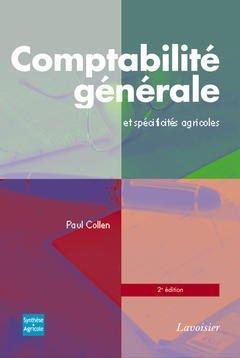 Couverture de l'ouvrage Comptabilité générale et spécificités agricoles