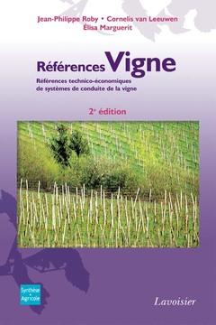 Couverture de l'ouvrage Références Vigne (2e éd.)