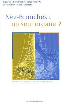 Couverture de l'ouvrage Nez-bronches : un seul organe ?