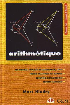 Couverture de l'ouvrage Arithmétique : algorithmes, primalité et factorisation...