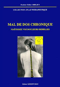 Couverture de l'ouvrage Mal de dos chronique