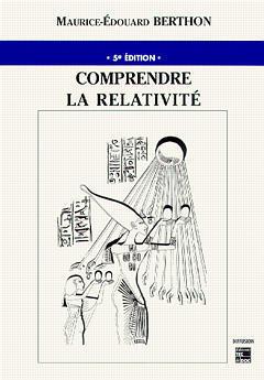 Couverture de l'ouvrage Comprendre la relativité