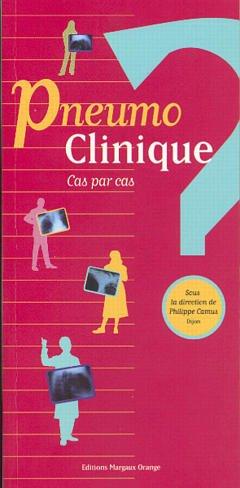 Couverture de l'ouvrage Pneumo clinique cas par cas