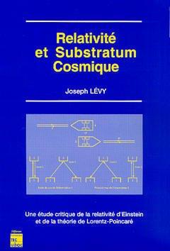 Couverture de l'ouvrage Relativité et substratum cosmique