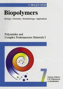 Cover of the book Biopolymers. Volume 7 : polyamides & complex proteinaceous materials I