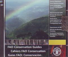 Couverture de l'ouvrage Conservation Guides (2 CD-Rom)