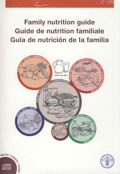Couverture de l'ouvrage Family nutrition guide (CD-ROM)