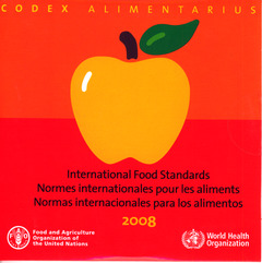 Couverture de l'ouvrage International food standards/Normes internationales pour les aliments/Normas internacionales para los alimentos