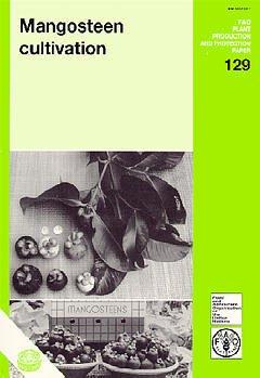 Couverture de l'ouvrage Mangosteen cultivation