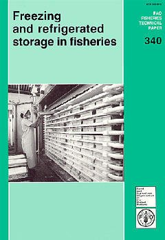 Couverture de l'ouvrage Freezing and refrigerated storage in fisheries