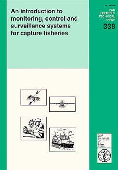 Couverture de l'ouvrage Introduction to monitoring, control and surveillance systems for capture fisheries
