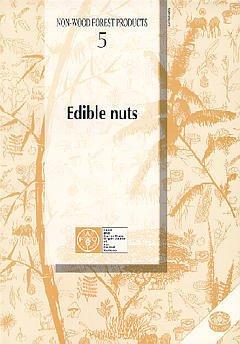 Couverture de l'ouvrage Edible nuts