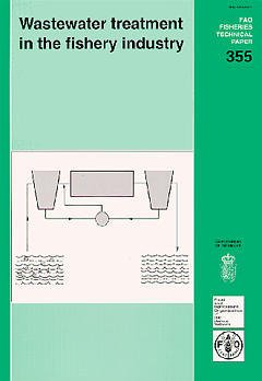 Couverture de l'ouvrage Wastewater treatment in the fishery industry