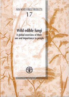 Couverture de l'ouvrage Wild edible fungi