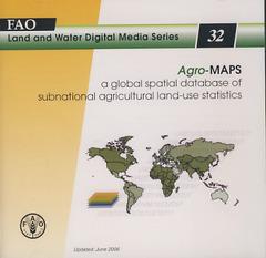 Couverture de l'ouvrage Agro-MAPS