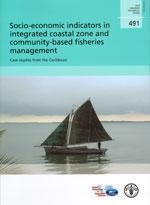 Couverture de l'ouvrage Socio-economic indicators in integrated coastal zone & community-based fisheries management