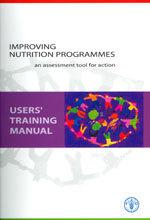 Couverture de l'ouvrage Improving nutrition programmes