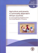 Couverture de l'ouvrage Agriculture & poverty in commodity dependent African countries