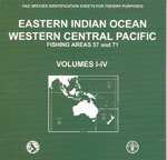 Couverture de l'ouvrage Eastern Indian Ocean & Western Central Pacific