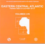 Couverture de l'ouvrage Eastern Central Atlantic