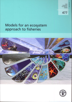 Couverture de l'ouvrage Models for an ecosystem approach to fisheries