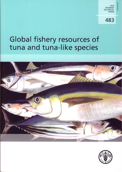 Couverture de l'ouvrage Global fishery resources of tuna-like species