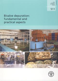 Couverture de l'ouvrage Bivalve depuration
