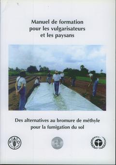 Couverture de l'ouvrage Manuel de formation pour les vulgarisateurs et les paysans