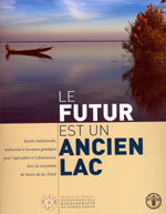 Couverture de l'ouvrage Le futur est un ancien lac