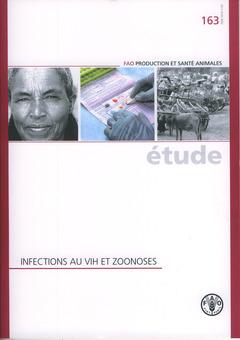 Couverture de l'ouvrage Infections au VIH & zoonoses