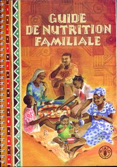 Couverture de l'ouvrage Guide de nutrition familiale