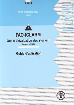 Couverture de l'ouvrage FiSAT II. FAO-ICLARM. Outils d'évaluation des stocks II. Version révisée