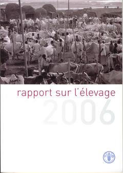 Couverture de l'ouvrage Rapport sur l'élevage 2006