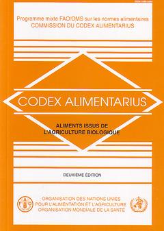 Couverture de l'ouvrage Aliments issus de l'agriculture biologique