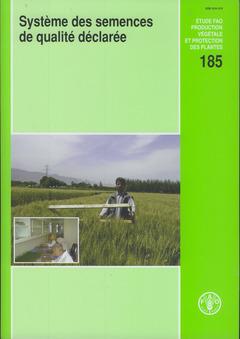 Couverture de l'ouvrage Système des semences de qualité déclarée