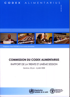 Cover of the book Rapport de la trente et unième session. Genève, 30-06/04-07/08