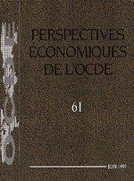 Couverture de l'ouvrage Perspectives economiques de l'OCDE N°61 de Juin 1997