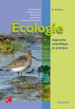 Couverture de l'ouvrage Écologie