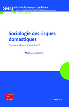 Couverture de l'ouvrage Sociologie des risques domestiques