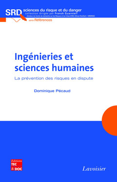 Couverture de l'ouvrage Ingénieries et sciences humaines