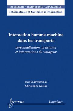 Couverture de l'ouvrage Interaction homme-machine dans les transports