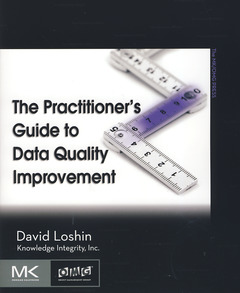 Cover of the book The Practitioner's Guide to Data Quality Improvement