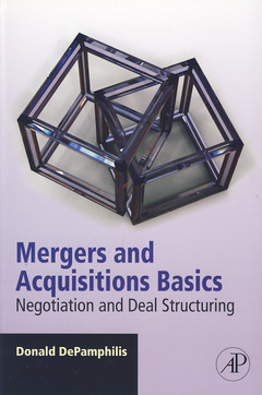 Cover of the book Mergers and Acquisitions Basics