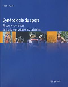 Couverture de l'ouvrage Gynécologie du sport