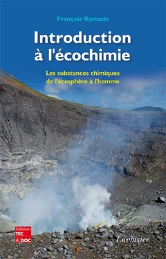 Couverture de l'ouvrage Introduction à l'écochimie