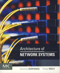 Cover of the book Architecture of Network Systems