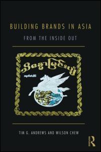 Couverture de l'ouvrage Building brands in Asia (Hardback)