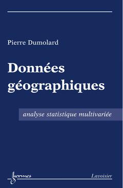 Couverture de l'ouvrage Données géographiques