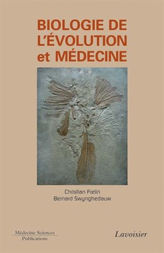 Cover of the book Biologie de l'évolution et médecine
